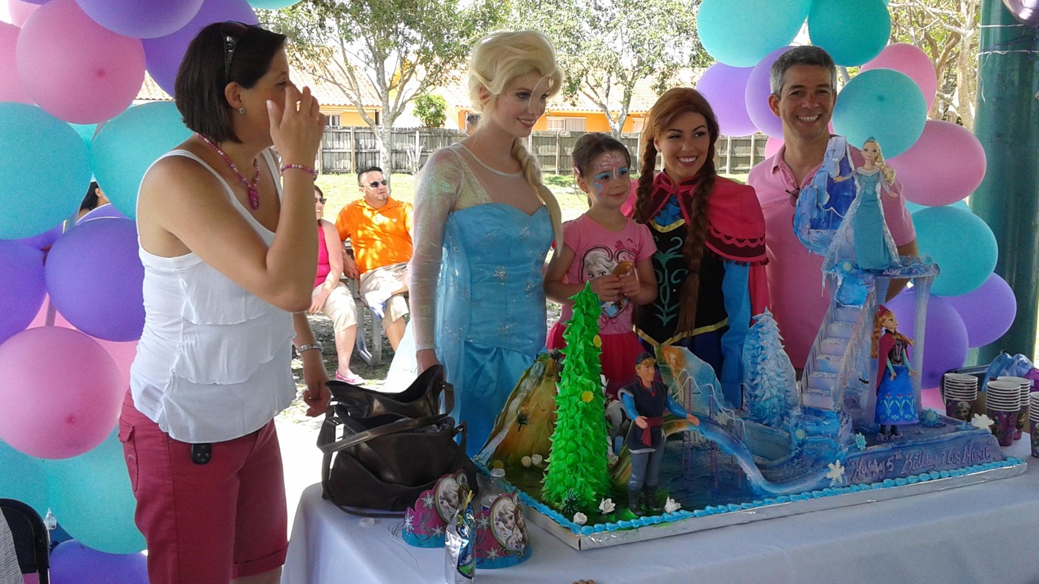 princess party miami